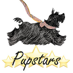 Pupstars logo header